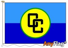 - CARIBBEAN COMMUNITY ANYFLAG RANGE - VARIOUS SIZES
